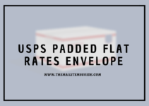 USPS padded flat rates envelope