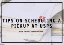 usps schedule a pickup