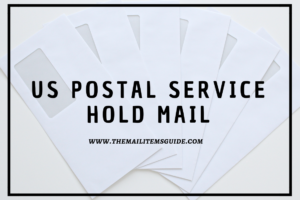 us postal service hold mail